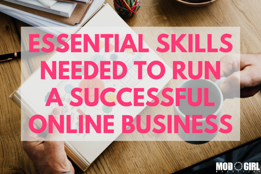 The most important skills to start online business